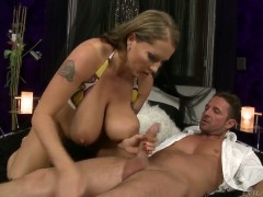 David Perry is one hard-dicked stud who loves oral sex with Laura Orsoia